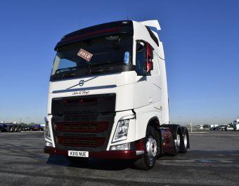 Volvo FH13 500bhp Euro 6