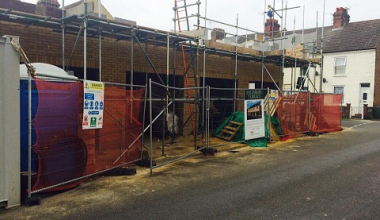 5 Three Bed Terrance Development in Norfolk