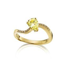 Natural Yellow Diamond.