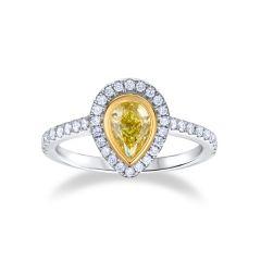 Aura Yellow Pear
