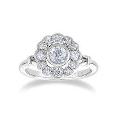 Heritage Diamond Cluster