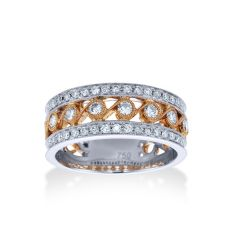Heritage Filigree Ring