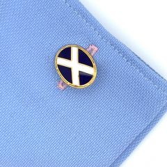 St. Andrews Cross Cufflinks