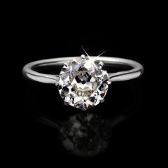 Vintage 2.01ct Diamond