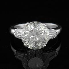 4.56 Carat Diamond