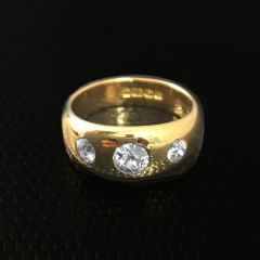 Vintage Trilogy Ring
