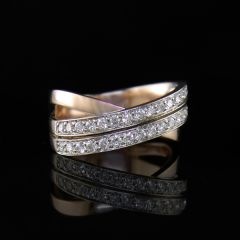Pre Owned Diamond Ring