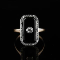 Art Deco Dress Ring