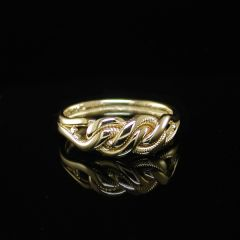 Antique Knot Ring