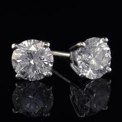 Diamond Earstuds