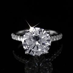 Large Diamond Solitaire