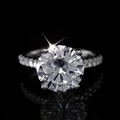 Large Diamond Solitaire