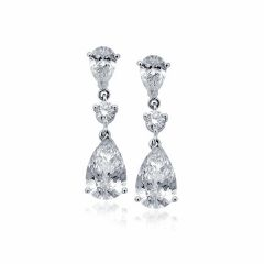 Diamond Eardrops
