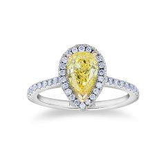 Aura Yellow Diamond