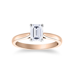 Purity                                                     - Emerald Cut