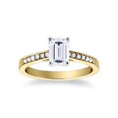 Berkeley                                                     - Emerald Cut