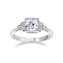 Heritage Solitaire Ring