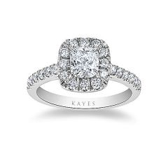 Ritz - Cushion Cut
