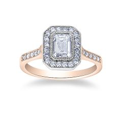 Savoy                                                  - Emerald Cut