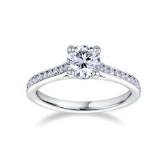 Harmony Diamond Solitaire