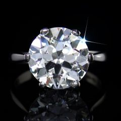 5.51ct Diamond Solitaire
