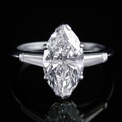 4.23ct Marquise Diamond