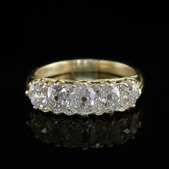 Late Victorian Ring