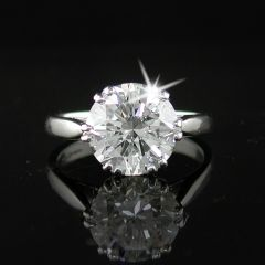 4.21 Carat Diamond Solitaire