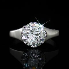 1930s Solitaire Ring