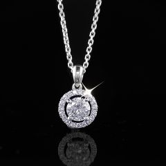 Pre-owned Diamond Pendant