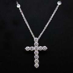 Vintage Diamond Cross