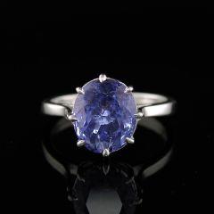 Vintage Ceylon Sapphire