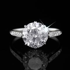 Vintage 2.05ct Diamond