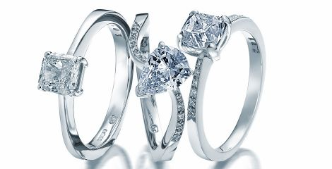 Diamond Ring Collections | Get engaged with Kayes Diamonds, Chester