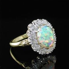 Heritage Opal Ring