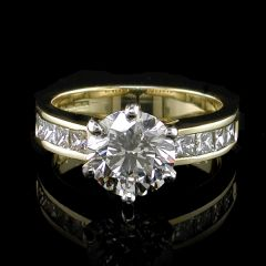 Pre-Owned Diamond Solitaire