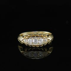 Victorian Diamond Ring