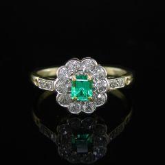 Vintage Edwardian style ring