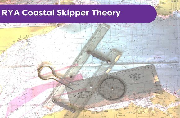 RYA Coastal Skipper Theory