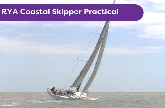 RYA Coastal Skipper Practical