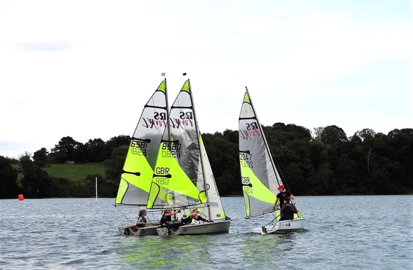 Junior Saturday Sailing - Feva Hire