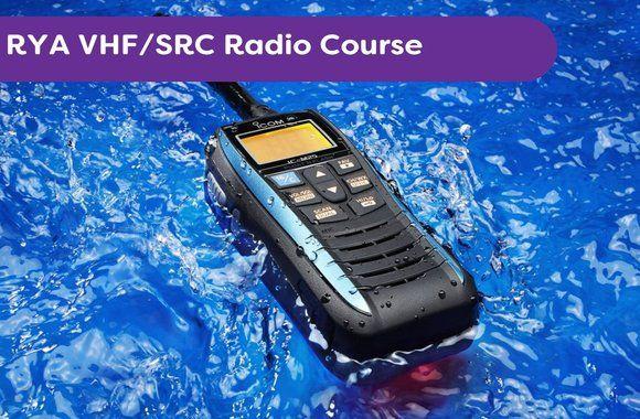 RYA VHF/SRC Radio Course