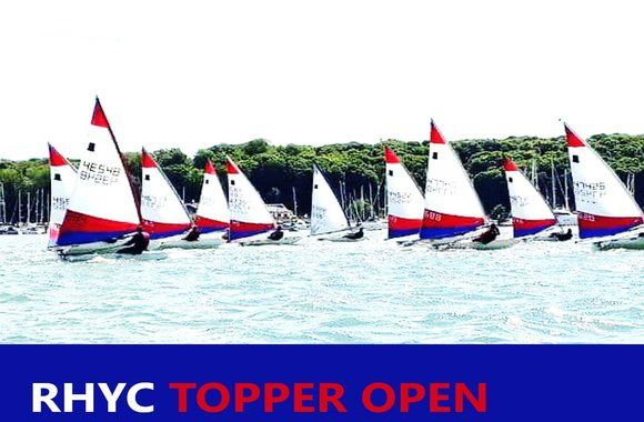 Topper Open - 13 MAY