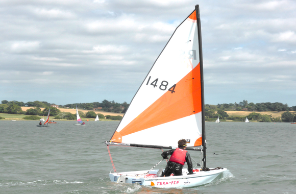 Junior Saturday Sailing - Tera Hire