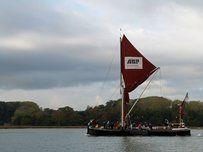 Barge Victor Trip