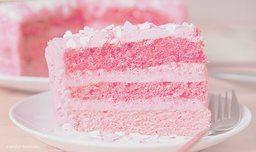 Pink Cake Trophy