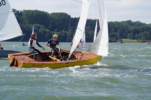 Junior Race Week 2017 - Main Fleets