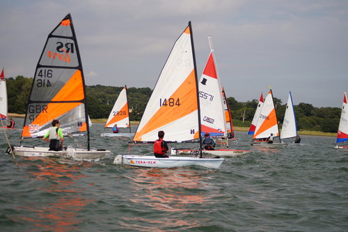 Junior Saturday Sailing - Training Beginners, Various Dates