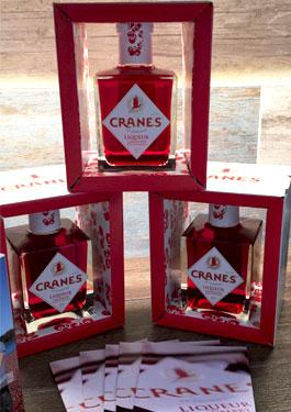 Cranes Liqueur