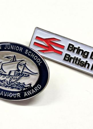 Soft Enamel Badges - with or without epoxy?
